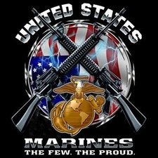 Wholesale US Marines T-Shirts Military - 18258D2