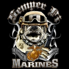 Wholesale - Military T Shirts - Marines Clothing Bulk Supplier - 18259D2