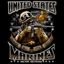 Wholesale Marines T-Shirts - 18263D2