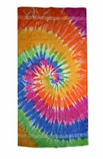 Tie Dye Beach Towels Wholesale - Eternity
