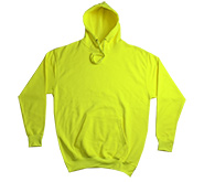 Bulk Wholesale Sweatshirts Hoodies Neon Hooded - 8555-403-S