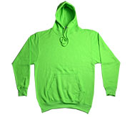 Bulk Wholesale Sweatshirts Hoodies Neon Hooded - 8555-405-S