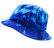 Wholesale Tie Dye Bucket Fishing Hats - 9177-151-S