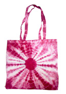 Wholesale Tie-Dye Tote Bags - Color # 1