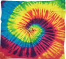 Tie Dye Bandanas Wholesale Suppliers - 9333-167-S