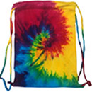 Wholesale Tie-Dye Sport Bags - REACTIVE RAINBOW