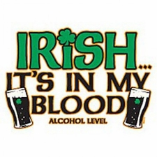 Wholesale Irish Funny Sayings T Shirts - A11349C