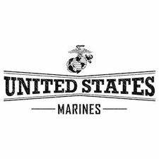 Wholesale Clothing Military Print T Shirts - a12316a united states marines