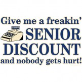 Senior Discount T Shirts Wholesale - a3973e_1