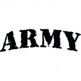 ARMY Wholesale Military T Shirts Custom Printed Cheap Suppliers Bulk - a4640c