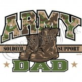 Wholesale Products - Army Dad T Shirts Wholesale - a6097e