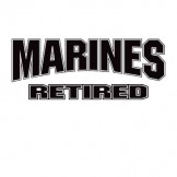 MARINES RETIRED Wholesale Military T Shirts Custom Printed Cheap Suppliers Bulk - a8136c