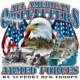 Support Our Troops - Military Armed Forces - MSC Distributors