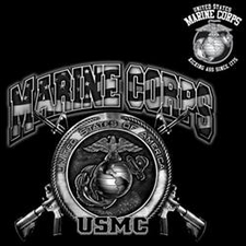 Wholesale Military Marines T Shirts - 17558D0-1