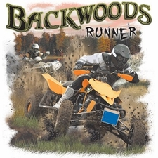 Wholesale Backwoods Runner T Shirts