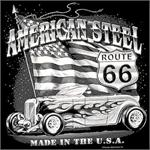 Wholesale T Shirts, Printed, Bulk, Suppliers, Products - route 66 car T Shirts - ED6