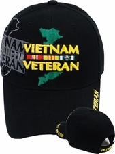 Wholesale Hats - Vietnam Veteran Military, Hats, Caps, Men's, Wholesale Hats - MI-287