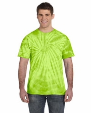 Wholesale Tie Dye T Shirts Suppliers - SPIDER LIME