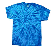 Wholesale - Tie Dye T Shirts - Distributors Tie Dye Shirts - SPIDER ROYAL