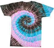 Wholesale - Tie Dye T Shirts - Distributors Tie Dye Shirts - TOUR BUS