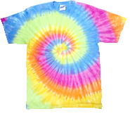 Tie Dye T Shirts Wholesale - ETERNITY