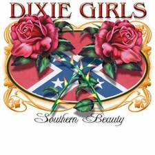 Custom Printed Southern Girls Dixie Outfitters T Shirts - a12222c