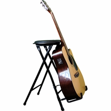 Buy Wholesale Online- Farleys StagePlayer II - Guitarist Stool and Stand with Footrest 75.00