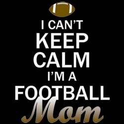 Football Mom T-Shirts Wholesale, Funny Clothing Wholesale T-Shirts - A9718D