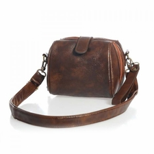 Handbags Wholesale Cheap Online - Retro and Casual Women's Shoulder Bag With Solid Color and Metal Desig