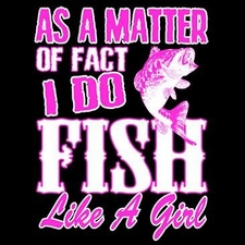 Wholesale T-Shirts Bulk Fishing Girl - I Do Fish Like A Girl a9903c
