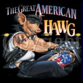 Wholesale The Great American Hawg T Shirts - image_2073