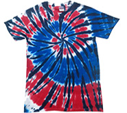 Wholesale Tie Dye T Shirts Suppliers - INDEPENDENCE