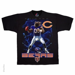 Licensed Sports Apparel T Shirts, Wholesale - CHICAGO BEARS