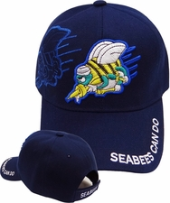 Wholesale Hats - Seabees Military, Hats, Caps, Men's, Wholesale Hats - MI-677