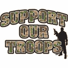 Military Patriotic T Shirts Bulk - Support Our Troops a6563d