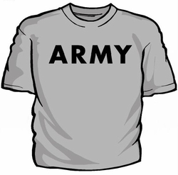 Military T Shirts Bulk Wholesale - Army T-Shirt