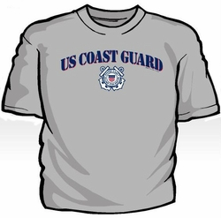 Military T Shirts Bulk Wholesale - US Coast Guard T-Shirt