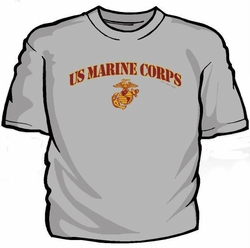 Military T Shirts Bulk Wholesale - US Marine Corps T-Shirt