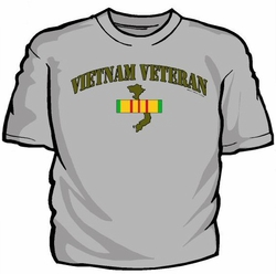 Military T Shirts Bulk Wholesale - Vietnam Veteran T-Shirt