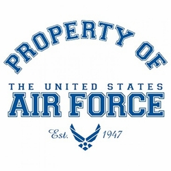 Men's Funny Military Air Force Clothing Wholesale T-Shirts - A12282A