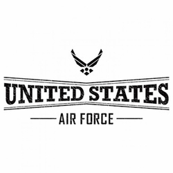 Men's Funny Military Air Force Clothing Wholesale T-Shirts - A12296D