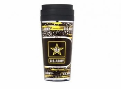 Military Tumblers Wholesale Suppliers - ARMY METALLIC TUMBLER 72.00 case