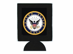 Military, Apparel, Military Navy Wholesale Can Holder Suppliers - NAVY CAN HOLDER 24.00 case
