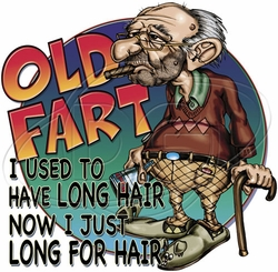 Wholesale Funny T Shirts - Old Fart T Shirts, Shirts & Tees | Custom Old Fart Clothing P-2071