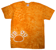 Wholesale Tie Dye Print T-Shirts - PAW GOLD