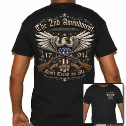Wholesale Gun T Shirts - Protect Our Rights T-Shirt