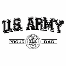 Wholesale Clothing Apparel Military T-Shirts Bulk Supplier - Proud Army Dad a12263d