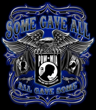 Wholesale Pow Mia T Shirts - S269b