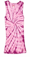 Tie Dye Tank Tops For Juniors Wholesale Suppliers - SPIDER LAVENDER