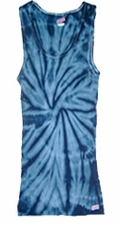 Tie Dye Tank Tops For Juniors Wholesale Suppliers - SPIDER NAVY